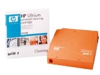 HPE Ultrium Universal Cleaning Cartridge - LTO Ultrium x 1 - cleaning cartridge