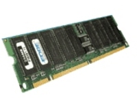 EDGE - SDRAM - 1 GB: 4 x 256 MB - DIMM 168-pin - registered