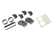 APC Rack Air Removal Unit SX Ducting Kit - air duct