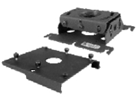 Chief RPA Series Custom Inverted LCD/DLP Projector Ceiling Mount RPA-178 - ceiling mount