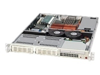 Supermicro SC811 i-280 - rack-mountable - 1U - ATX
