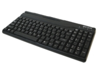 ID Tech VersaKey 230 with MagStripe Reader - keyboard - black