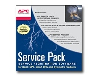 Extended Warranty Service Pack - 3yrs Technical Support