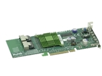 Supermicro Add-on Card AOC-USASLP-L8i - storage controller - SAS - PCIe