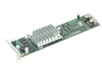 Supermicro Add-on Card AOC-USASLP-S8iR - storage controller (RAID) - SAS - PCIe