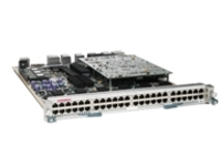 Cisco Nexus 7000 Series 48-Port 10/100/1000 Ethernet Module with 40 Gbps Fabric - switch - 48 ports - plug-in module
