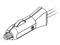 Intermec - car power adapter