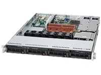 Supermicro SuperServer 6015C-URB - rack-mountable - no CPU - 0 GB