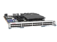 Cisco Nexus 7000 Series 48-Port Gigabit Ethernet Module (SFP) - switch - 48 ports - plug-in module