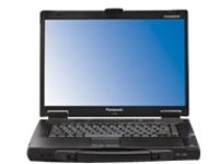 "Image of Panasonic Toughbook 52 - 15.4"" - Core i5 3360M - Windows 7 Pro - 4 GB RAM - 500 GB HDD"
