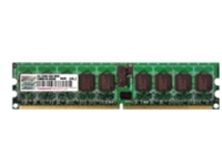 Transcend - DDR2 - 2 GB - DIMM 240-pin - registered