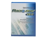 Fujitsu Rack2 Filer (v. 5.0) - box pack - 1 user