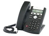 Poly - Polycom SoundPoint IP 321 - VoIP phone - 3-way call capability