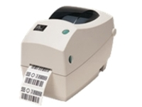 Zebra TLP 2824 Plus - label printer - monochrome - direct thermal / thermal transfer