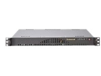 Supermicro SC512 L-200B - rack-mountable - 1U - ATX