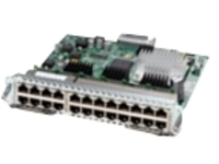 Cisco Enhanced EtherSwitch Service Module Entry Level - switch - 23 ports - managed - plug-in module