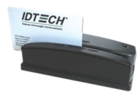 ID TECH Omni barcode / magnetic card reader - USB, RS-232