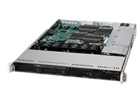 Supermicro SuperServer 6016T-6F - rack-mountable - no CPU - 0 GB