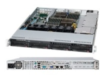 Supermicro A+ Server 1022G-NTF - rack-mountable - no CPU - 0 GB
