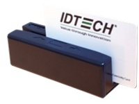 ID TECH SecureMag Encrypted MagStripe Reader - magnetic card reader - USB, keyboard wedge
