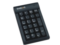 Goldtouch Numeric Keypad for MAC GTC-MACB - keypad - black
