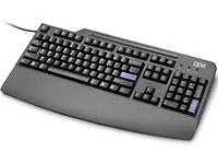 Lenovo ThinkPlus Preferred Pro - keyboard - Danish - business black