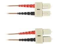 Black Box patch cable - 1 m - brown