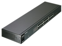 Zyxel GS-1100-24 - switch - 24 ports - rack-mountable