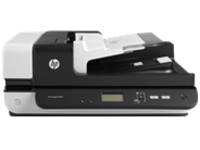 HP ScanJet Enterprise Flow 7500 - document scanner - desktop - USB 2.0