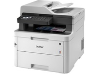 Brother MFC-L3750CDW - Multifunction printer - color - LED - Legal (216 x 356 mm) (original) - A4/Legal (media) - up to 25 ppm (copying) - up to 25 ppm (printing) - 250 sheets - 33.6 Kbps - USB 2.0, LAN, Wi-Fi(n), USB host