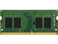 Kingston - DDR4 - module - 8 GB - SO-DIMM 260-pin - 2400 MHz / PC4-19200 - 1.2 V - unbuffered - non-ECC