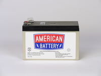 ABC RBC2 - UPS battery - lead acid - 7 Ah
