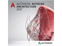 Image of AutoCAD Architecture 2017 - New Subscription ( annual ) + Basic Support - 1 seat - commercial - ACE - VCP, ELD, Singl…