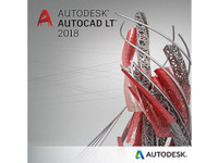 AutoCAD LT 2018 - New Subscription (annual) - 1 seat - commercial - ELD - VCP, Single-user - Win