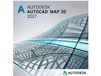 Image of AutoCAD Map 3D 2017 - New Subscription ( annual ) + Basic Support - 1 seat - commercial - ELD - VCP, Single-user,...