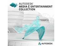 Autodesk Media & Entertainment Collection - New Subscription (annual) - 1 seat