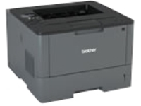 Image of Brother HL-L5100DN - printer - monochrome - laser