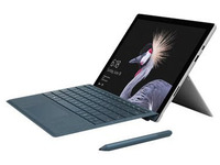 Image of Microsoft Surface Pro - Tablet - Core i5 7300U / 2.6 GHz - Win 10 Pro 64-bit - 8 GB RAM - 256 GB SSD...