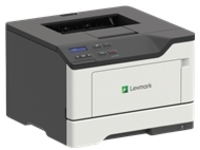 Lexmark MS421dn - Printer - B/W - Duplex - laser - A4/Legal - 1200 x 1200 dpi - up to 42 ppm - capacity: 350 sheets - USB 2.0, Gigabit LAN