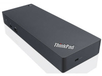 Lenovo ThinkPad Thunderbolt 3 Dock Gen2 - port replicator - Thunderbolt 3 - 2 x HDMI, 2 x DP, Thunderbolt - GigE
