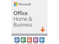 Microsoft Office Home and Business 2019 - License - 1 PC/Mac - download - ESD - National Retail, Click-to-Run - Win, Mac - All Languages - North America