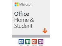 Microsoft Office Home and Student 2019 - License - 1 PC/Mac - download - ESD - National Retail, Click-to-Run - Win, Mac - All Languages - North America