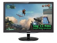 ViewSonic VX2257-mhd - LED monitor - Full HD (1080p) - 22""