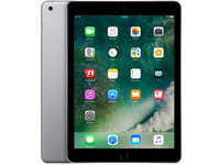 "Image of Apple 9.7-inch iPad Wi-Fi - Tablet - 32 GB - 9.7"" IPS (2048 x 1536) - space gray"