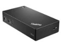 Lenovo ThinkPad USB-C Dock - docking station - USB-C - VGA - GigE