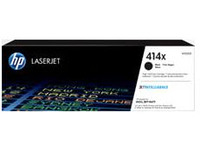 HP 414X - High Yield - black - original - LaserJet - toner cartridge (W2020X)