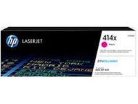 HP 414X - High Yield - magenta - original - LaserJet - toner cartridge (W2023X)