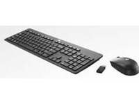HP Business Slim - keyboard and mouse set - US - Smart Buy